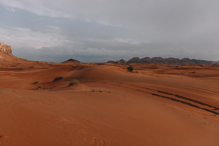 Dubai desert by Dancing the Earth