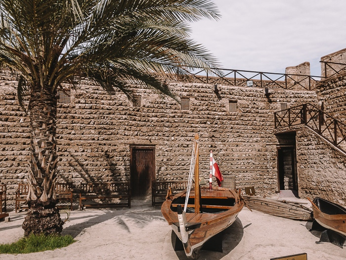 Dubai museum by Dancing the Earth