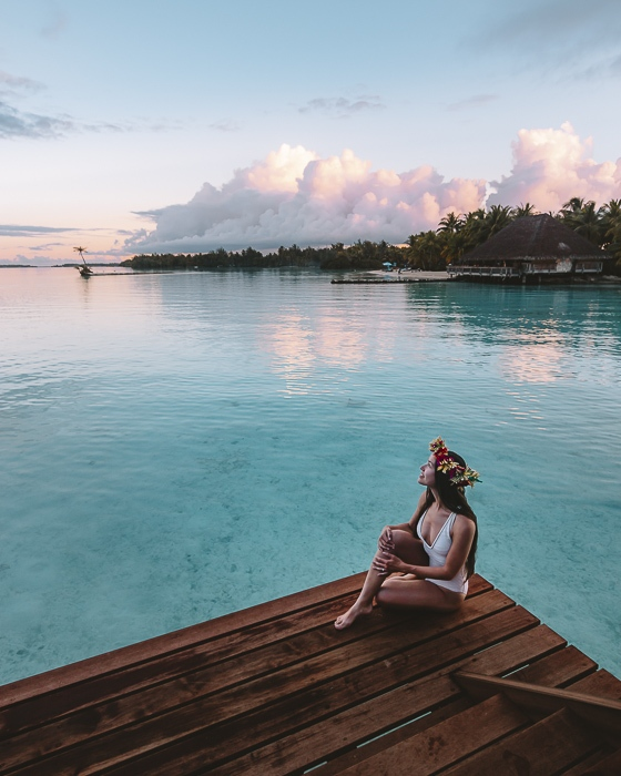Experiencing Bora Bora with Four Seasons