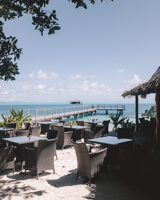 Huahine Mahana hotel by Dancing the Earth