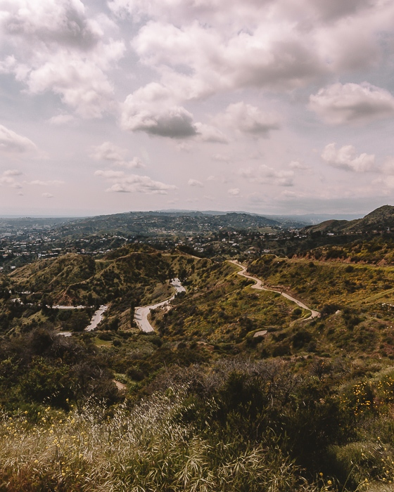 Los Angeles Griffith Park by Dancing the Earth