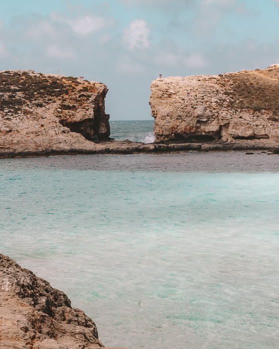 Comino Blue Lagoon by Dancing the Earth