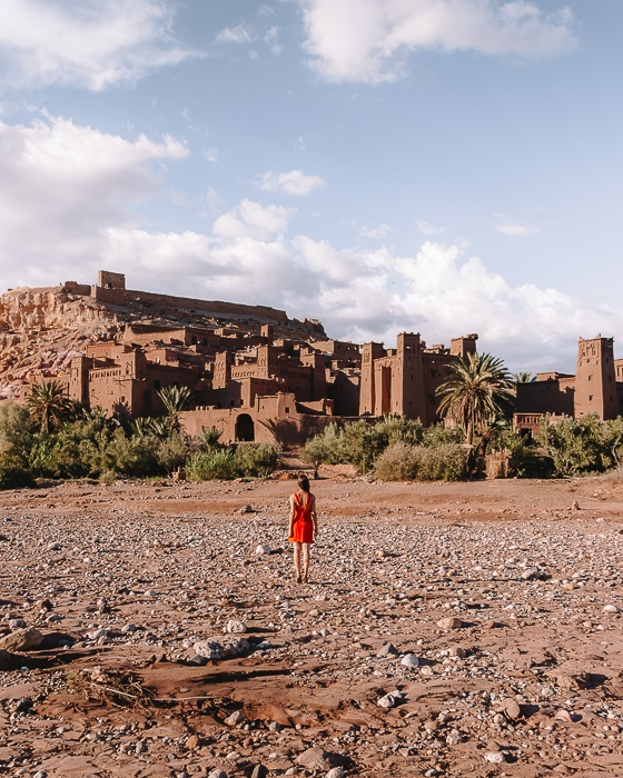 Morocco travel guide Ait Ben Haddou by Dancing the Earth