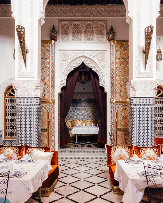 Morocco travel guide Fez Riad Bab Rcif by Dancing the Earth