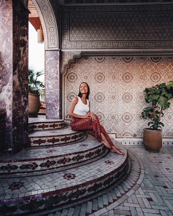 riad Ksar Kasbah in Marrakesh by Dancing the Earth