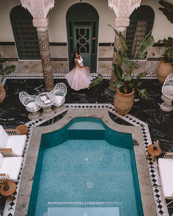 Morocco travel guide Marrakesh Ksar Kasbah riad by Dancing the Earth