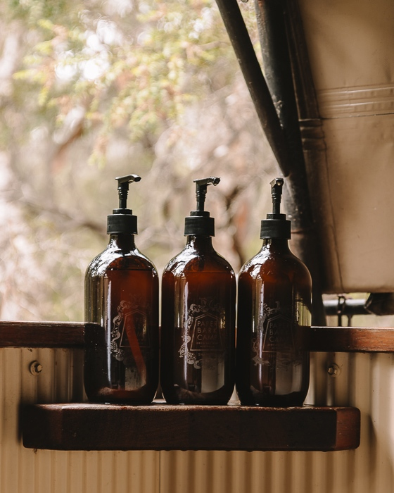 Paperbark Camp natural soaps by Dancing the Earth