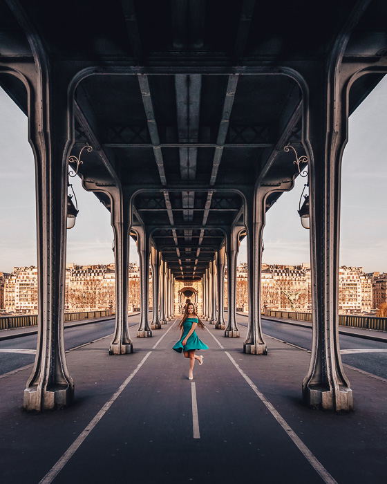 Bir Hakeim by Dancing the Earth
