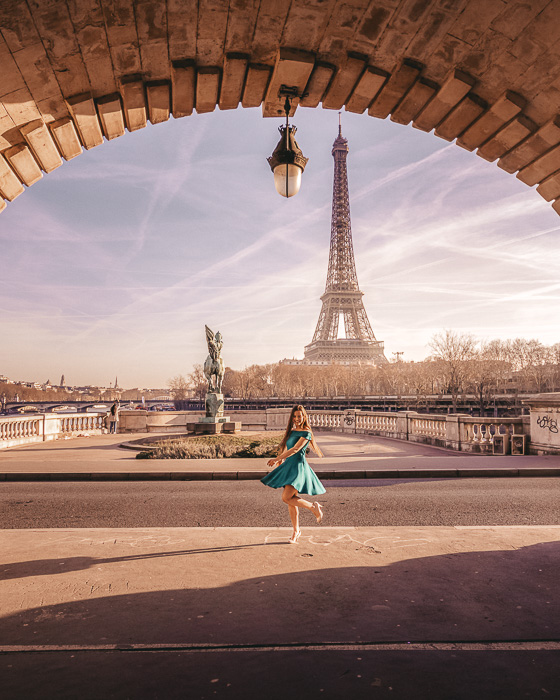 Summer sunrise in Bir Hakeim by Dancing the Earth