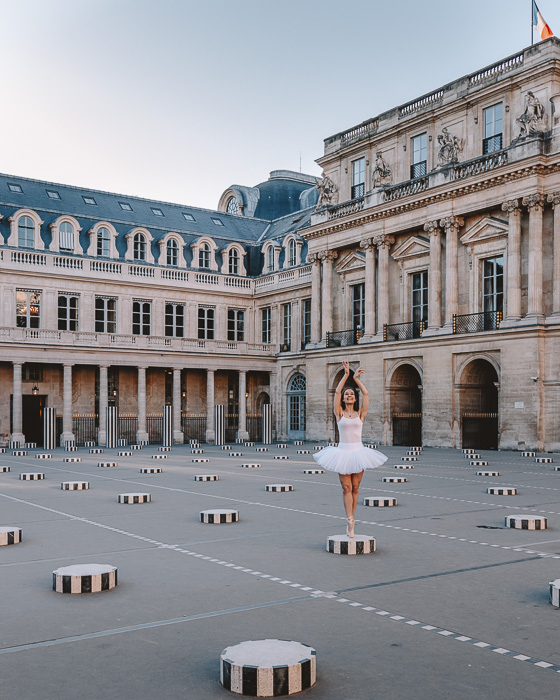 Palais Royal by Dancing the Earth