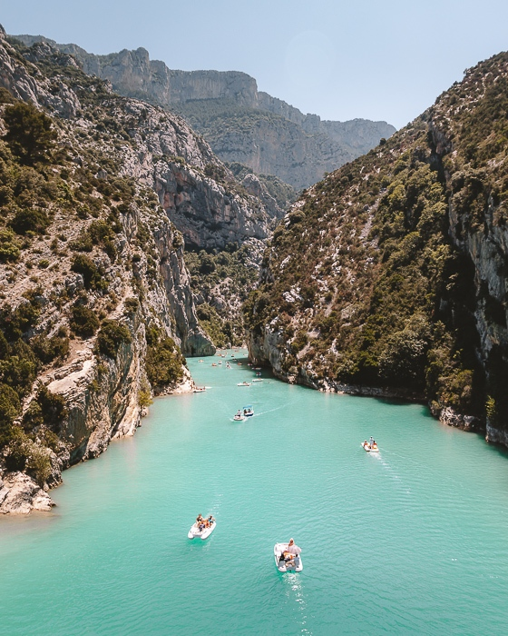 Gorges du Verdon by Dancing the Earth