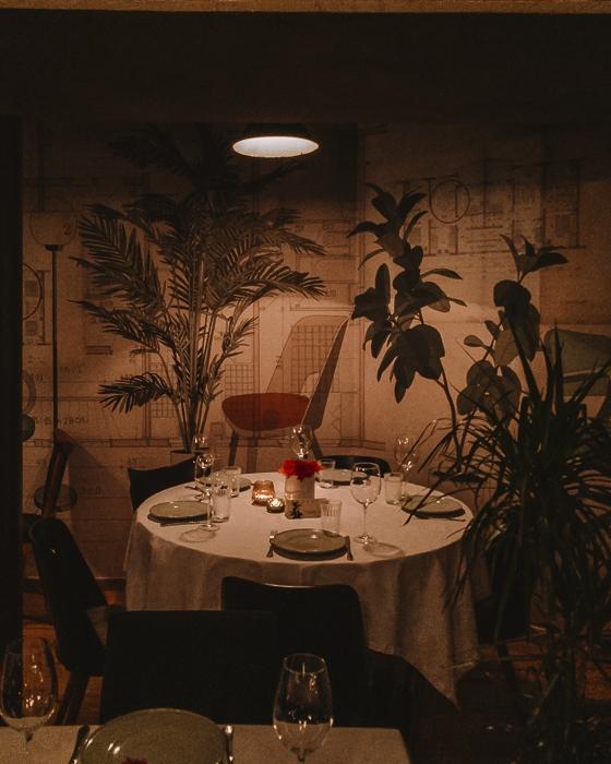 Tbilisi Zala restaurant by Dancing the Earth
