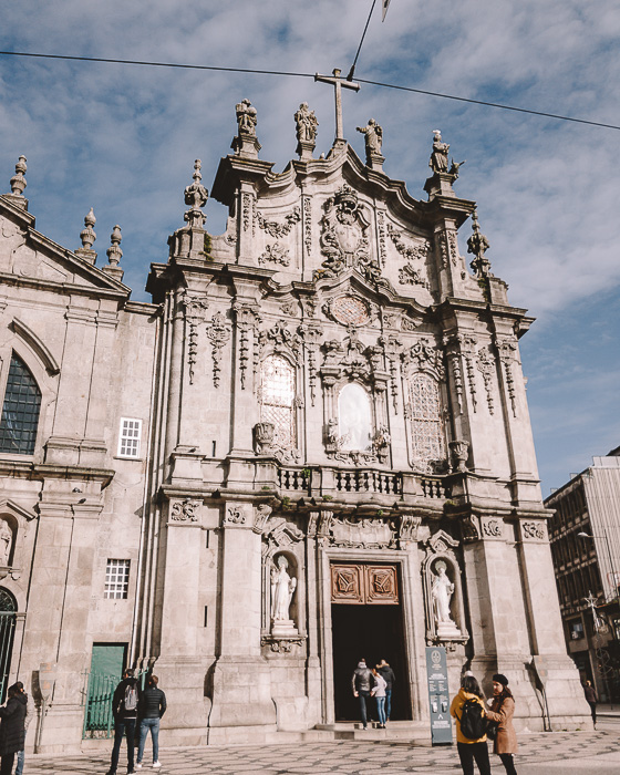 Igreja do Carmo by Dancing the Earth