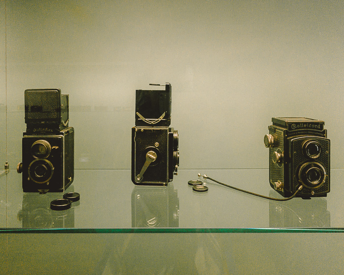 old cameras by Dancing the Earth