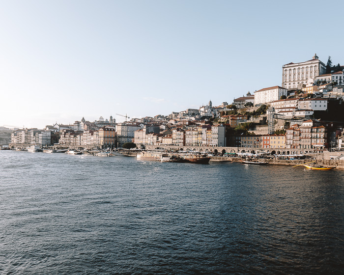 Porto view from Gaia by Dancing the Earth