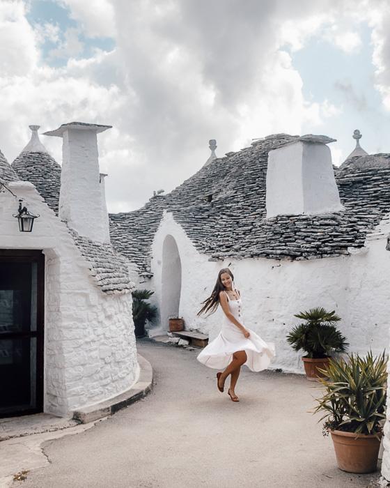 Alberobello, Puglia travel guide by Dancing the Earth