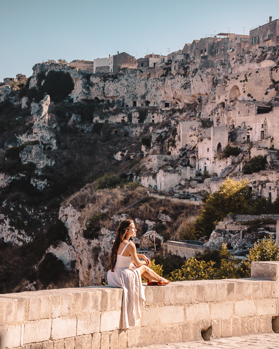 The old sassi in Matera, Puglia travel guide by Dancing the Earth