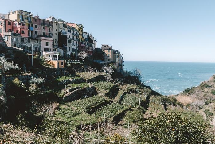 Corniglia, Liguria and Cinque Terre travel guide by Dancing the Earth