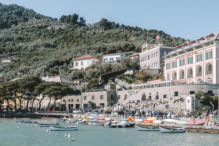 Arriving in Porto Venere, Liguria and Cinque Terre travel guide by Dancing the Earth