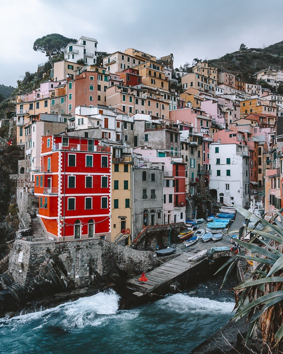 Riomaggiore, Liguria and Cinque Terre travel guide by Dancing the Earth
