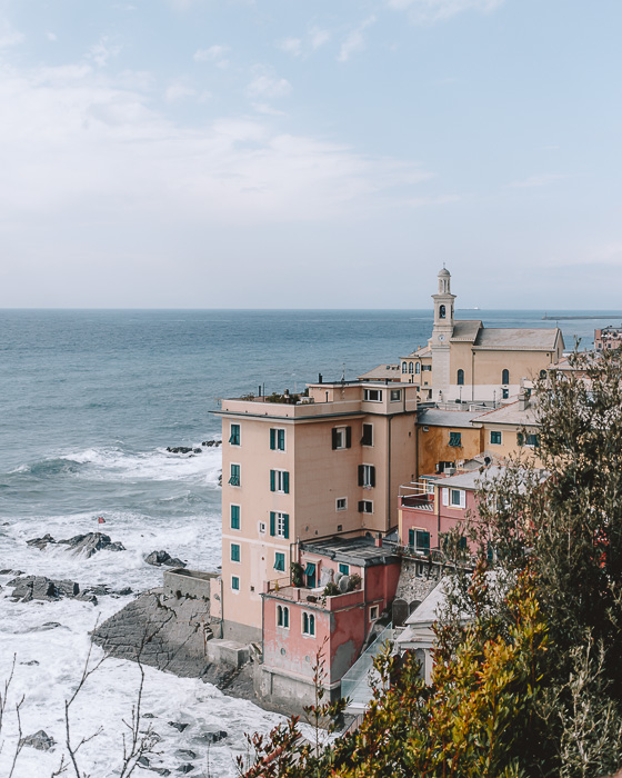 Boccassade from above, Liguria and Cinque Terre travel guide by Dancing the Earth