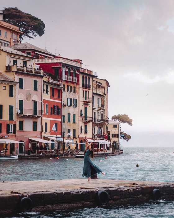 Portofino, Liguria and Cinque Terre travel guide by Dancing the Earth