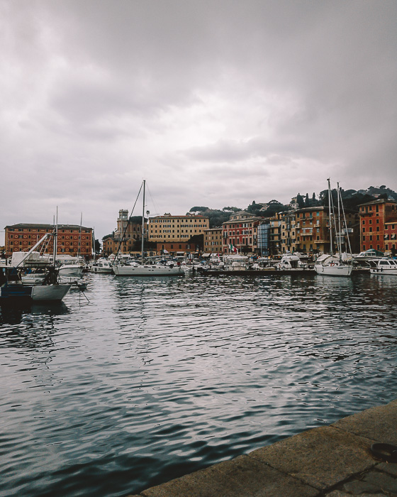 Santa Margherita Ligure, Liguria and Cinque Terre travel guide by Dancing the Earth
