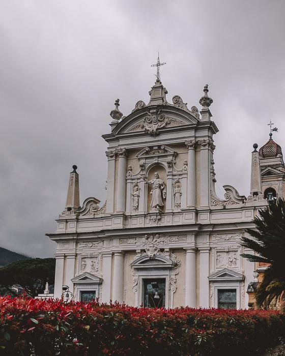 Baroque church of Santa Margherita Ligure
