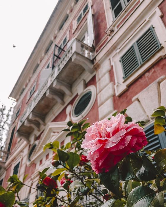Villa Durazzo in Santa Margherita Ligure