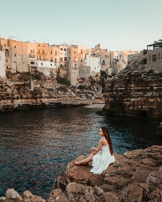 Polignano a Mare, Puglia travel guide by Dancing the Earth