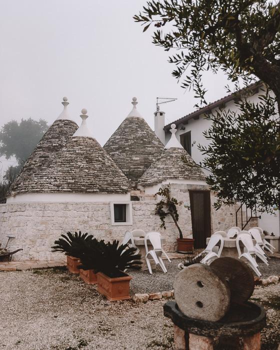 Trulli Caroli, Puglia travel guide by Dancing the Earth